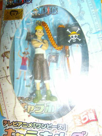 One Piece Strapp cellulare Usopp