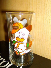 Spank bicchiere