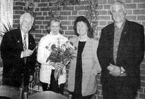 Helmut Frye, Barbara Klier, Irmhild Frye, Franz Frye