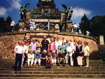 vor dem Niederwalddenkmal