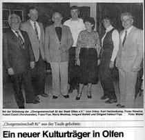 Bericht der Ruhr Nachrichten