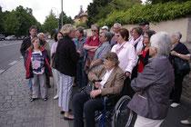 Führung durch Würzburg