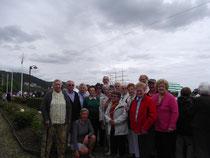 Photo de groupe à l'ARMADA de Rouen