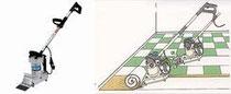 フロアスクレーパー(小)