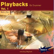 Schlagzeug Übungs CD von Tunesday Records - für weitere Infos bitte Cover anklicken !