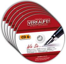 Verkaufe! Das perfekte Verkaufsgespräch. - Hörbuch - 6 Audio-CDs - 6 Stunden Laufzeit