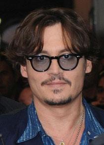 Johnny Depp (*1963) / ©  Vanessa Lua, Dallas, TX (USA)