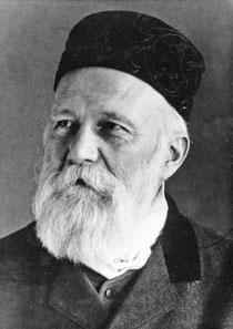Henry Dunant (1828-1910) / © Schweizerisches Rotes Kreuz, Bern (CH)