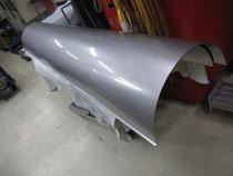 2000を超える長さの配管カバーも製作します