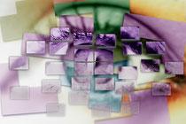 Symbolbild: Auge aus Bildschirmen