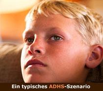 Symbolbild: Junge unzufrieden