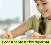 Symbolbild: Mädchen schreibt