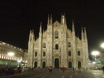 ミラノの大聖堂(ドゥオーモ)