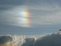 Wolken Blaues Wunder