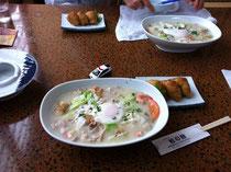 蛇の目鮨特製スープ麺
