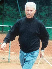 Unser Platzwart Gerd Schulte