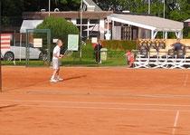 Christian Rabe Turniersieger Herren-65