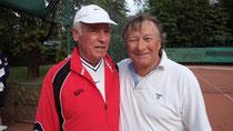 Gerd Schulte und Rainer Link
