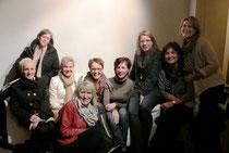 Das Damen-30 Team