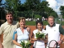 Horst Burghard, Andrea Kunze, Viola Heidelberg, Erwin Grieb
