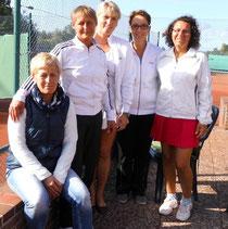 Sabine Renner, Conny Koch, Andrea Dunker, Anja Diestel, Barutha Dehn-Müller
