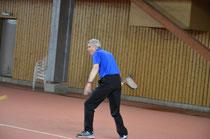 Wolfgang Gallwitz, der Garant für Punkte