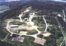Die ehemalige Raketenstation während der Renaturierung. Foto: B. Mühlenmeier