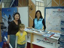 Moscou Ski Salon 2008