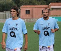 Soler (2buts) et Khalaoui (1 but) grands artisan s de la qualification de Calvi en coupe de France