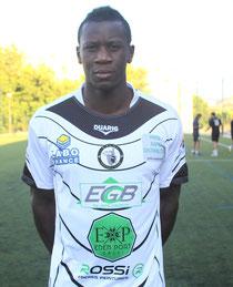 Malik Tchokounté : Un doublé à Dunkerque