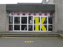Werkplaats K, Kerkrade waar het atelier van KOPPIGLIMBURG gevestigd is.
