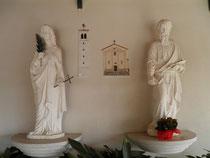 S. Margherita e S. Bartolomeo