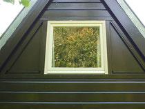 Nieuwe ramen voor de slaapkamers