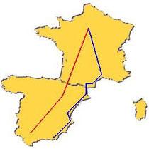 Mapa del despropósito