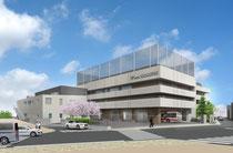 神戸市立友生支援学校(H25年度完成予定)
