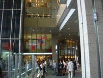 大阪駅北側 ルクア 3階入り口