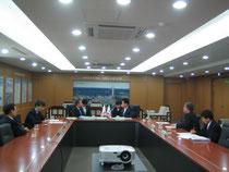 宋永吉(ソン・ヨンギル)市長との会談