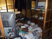 家庭内片付け清掃