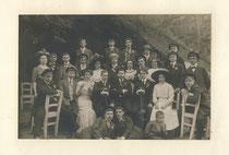 Ausflug - Juni 1912