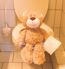 Stockfoto Teddybär