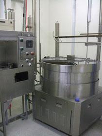 ミネラルウォーター 洗浄充填機 BHP90