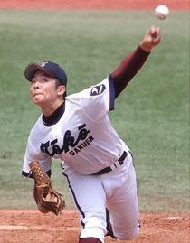 桐光学園 松井裕樹投手
