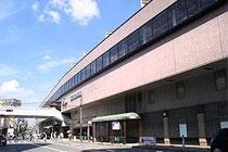 居酒屋タウンの玄関口 阪急高槻市駅