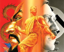 Flash Gordon art by Alex Ross.