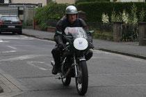 55 Motorradfahrer/Biker