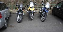 74 Motorräder/Bikes