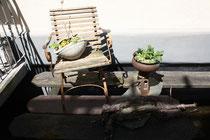 13 Gartenstuhl/Garden chair