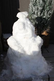114 Schneemann/Snowman