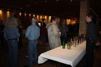 56 Weinpräsentation/Wine presentation