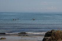 10 Menschen im Wasser/People in the water